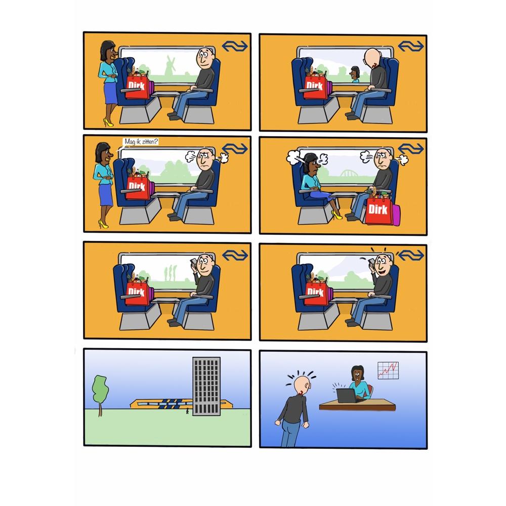 Rinie van Driel - illustratie verhalen versterken